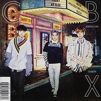 EXO-CBX ( EXO'S CHEN / XIUMIN / BAEKHYUN - GIRLS: DELUXE EDITION - CD New