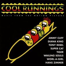SOUNDTRACK - COOL RUNNINGS - CD Used