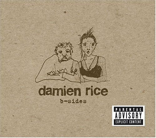 DAMIEN RICE - B-SIDES - CD Used Single