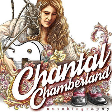 CHANTAL CHAMBERLAND - AUTOBIOGRAPHY - CD New