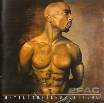 2PAC - UNTIL THE END OF TIME - CD New