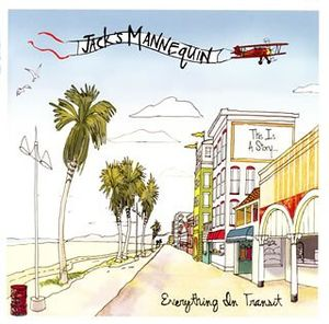 JACK'S MANNEQUIN - EVERYTHING IN TRANSIT - CD Used