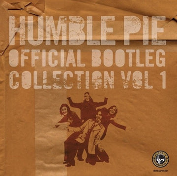 Humble Pie - Official Bootleg Collection Vol 1 [2LP] (180 Gram, limited to 950, indie exclusive) RSD 2019