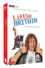 MATT LUCAS - LITTLE BRITAIN COMPLETE SEASON 2 - Video Used DVD