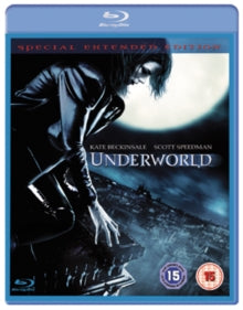 KATE BECKINSALE - UNDERWORLD - EXTENDED EDITION - Video Used BluRay