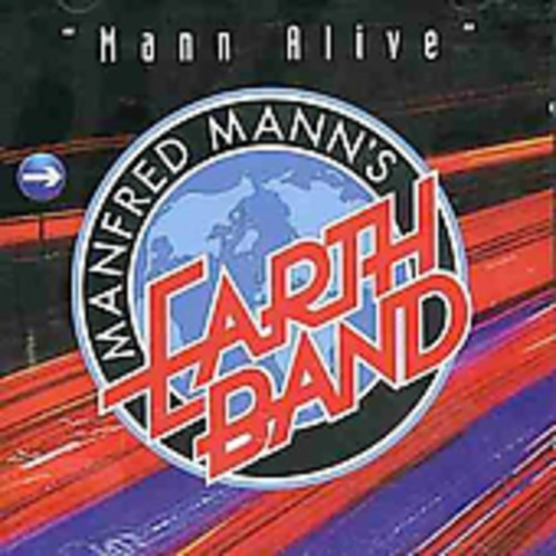 MANFRED MANN'S EARTH BAND - MANN ALIVE (CD)