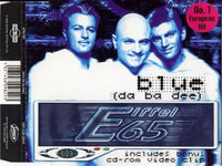 EIFFEL 65 - BLUE - CD Used Single