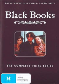 DYLAN MORAN - BLACK BOOKS - VOL. 3 - Video Used DVD