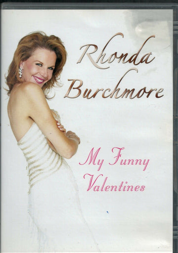 RHONDA BURCHMORE - MY FUNNY VALENTINES - Video Used DVD