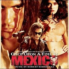 SOUNDTRACKS - ONCE UPON A TIME IN MEXICO