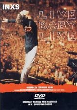 INXS - LIVE BABY LIVE (DVD) - Video Used DVD