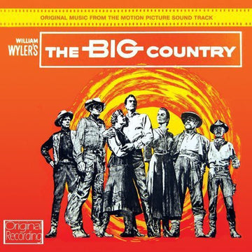 BIG COUNTRY / O.S.T. - BIG COUNTRY / O.S.T. - CD New