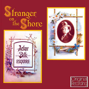 ACKER BILK - STRANGER ON THE SHORE - CD New