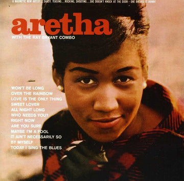 ARETHA FRANKLIN - ARETHA - CD New