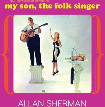 ALLAN SHERMAN - MY SON THE FOLK SINGER - CD New