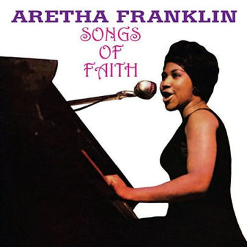 ARETHA FRANKLIN - SONGS OF FAITH - CD New