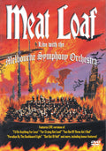 MEAT LOAF - LIVE IN AUSTRALIA (MELBOURNE SYMPHONY ORCHESTRA) - Video Used DVD