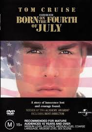 TOM CRUISE - BORN ON THE 4TH OF JULY - Video Used DVD