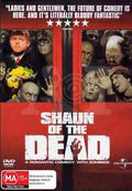 MOVIE DVD - SHAUN OF THE DEAD