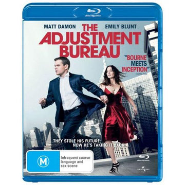 MATT DAMON - ADJUSTMENT BUREAU, THE - [EX RENTAL] - Video Used BluRay