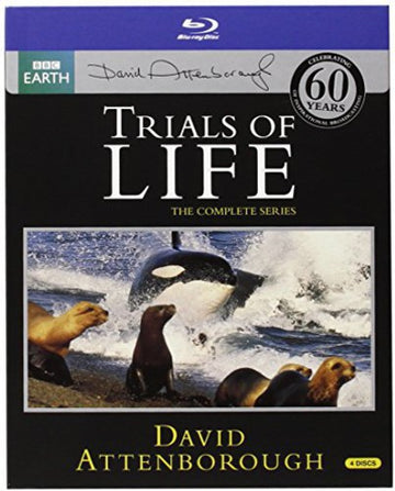 TRIALS OF LIFE - TRIALS OF LIFE - Video BluRay