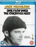 ONE FLEW OVER THE CUCKOO'S NEST - ONE FLEW OVER THE CUCKOO'S NEST - Video BluRay