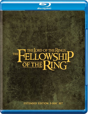 LORD OF THE RINGS: FELLOWSHIP OF THE RIN - LORD OF THE RINGS: FELLOWSHIP OF THE RIN - Video BluRay