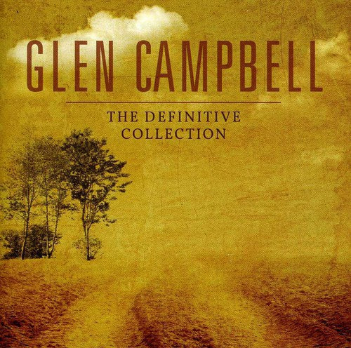 GLEN CAMPBELL - DEFINITIVE COLLECTION
