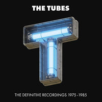 TUBES - DEFINITIVE RECORDINGS 1975-1985 (CD)