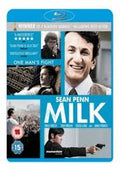 SEAN PENN - MILK - Video Used BluRay