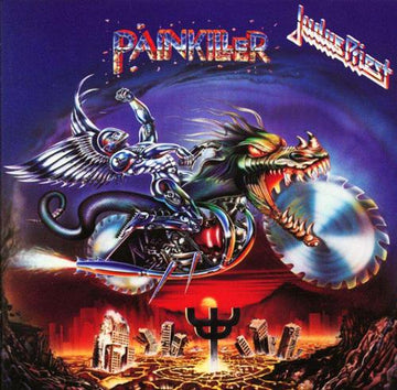 JUDAS PRIEST - PAINKILLER (Vinyl LP) - Vinyl New
