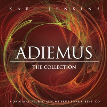 ADIEMUS - COLLECTION - CD New
