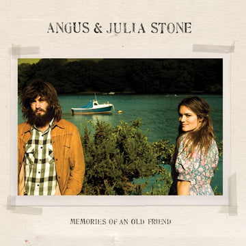 ANGUS & JULIA STONE - MEMORIES OF AN OLD FRIEND - CD New