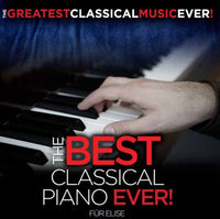 BEST CLASSICAL PIANO EVER / VARIOUS - BEST CLASSICAL PIANO EVER / VARIOUS (CD)