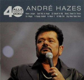ANDRE HAZES - ALLE 40 GOED - CD New