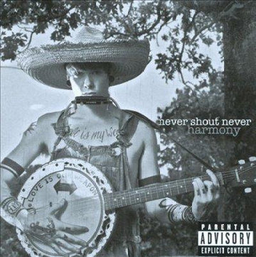 HARMONY - NEVER SHOUT NEVER - CD New