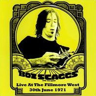 BOZ SCAGGS - LIVE AT THE FILLMORE WEST, 30TH JUNE 197 - CD New