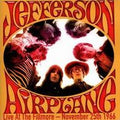 JEFFERSON AIRPLANE - LIVE AT THE FILLMORE - NOVEMBER 25TH 196 - CD New