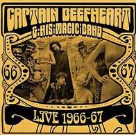 CAPTAIN BEEFHEART - LIVE 1966-67 - CD New