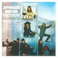 JEFFERSON AIRPLANE - FAMILY DOG AT THE GREAT HIGHWAY SF - JUN - CD New
