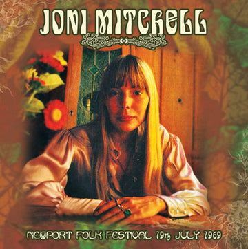 JONI MITCHELL - NEWPORT FOLK FESTIVAL 19TH JULY 1969 - Vinyl New