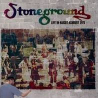 STONEGROUND - LIVE IN HAIGHT-ASHBURY 1971 - CD New