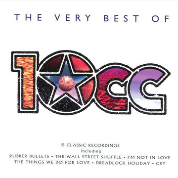 10CC - VERY BEST OF 10CC, THE - CD New