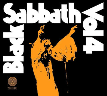 BLACK SABBATH - VOL 4 (Vinyl LP)