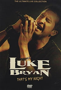 LUKE BRYAN - THAT'S MY NIGHT - Video DVD
