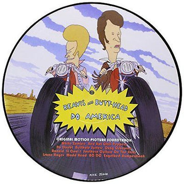 BEAVIS & BUTT-HEAD DO AMERICA / O.S.T. - BEAVIS & BUTT-HEAD DO AMERICA / O.S.T. - Vinyl New