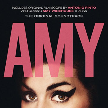 AMY WINEHOUSE - AMY (Original Soundtrack) - Vinyl New