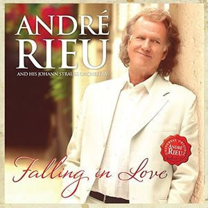 ANDRE RIEU - FALLING IN LOVE - CD New