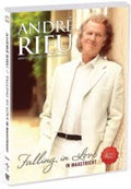 ANDRE RIEU - FALLING IN LOVE IN MAASTRICH - Video DVD