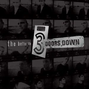 3 DOORS DOWN - BETTER LIFE - Vinyl New